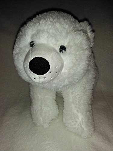 "ON THE NIGHT YOU WERE BORN Collectible 12"" Plush Polar Bear (Nancy Tillman Character NEW!!!) - 1"