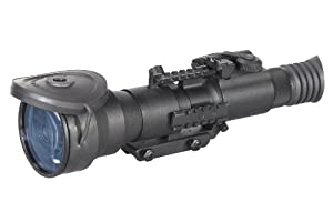 Armasight Nemesis 6X GEN 3 Ghost White Phosphor Night Vision Rifle Scope by Armasight