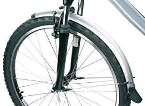 Zefal Paragon Mountain Bicyle Fender Set (Black, 60mm)