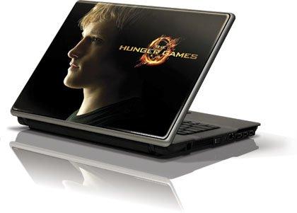Skinit The Hunger Games -Peeta Mellark Vinyl Laptop Skin for Generic 12in Laptop (10.6in X 8.3in)
