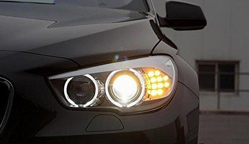Leadrise Ultra Bright 7000K White LED Angel Eye Light Halo Rim Bulb For BMW E90 E91 (Bmw 3 Series Rims compare prices)