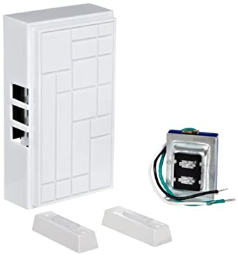 Morris Products 78020 Builders Chime Kit, 2 Lit Pushbuttons