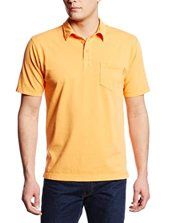 Woolrich Men's First Forks Polo, Mango, XX-Large