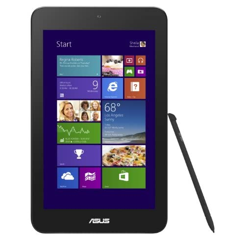 【Amazon.co.jp限定】 ASUS NB / black ( WIN8.1 PRO-32B.JPN / 8.0 inch TOUCH / Z3740 / 2G / 64G EMMC / H&Biz 2013 / BT4.0 ) M80TA-DL004PS