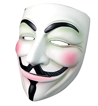 image unavailabl...V For Vendetta Mask