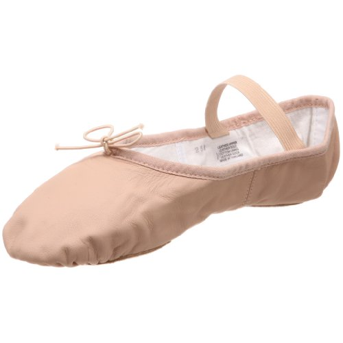 Bloch Women's Dansoft II Split Sole Ballet Slipper,Pink,3.5 A US (Bloch Split Sole Sneaker compare prices)
