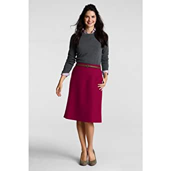lands end s a line skirt 8 at