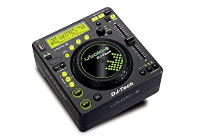 DJTECH USOLOE Digital DJ Turntable from DJ Tech Pro USA, LLC