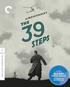 The 39 Steps (The Criterion Collection) [Blu-ray]