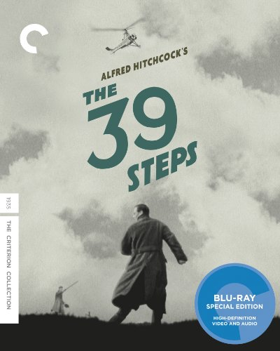 Cover art for  The 39 Steps (The Criterion Collection) [Blu-ray]
