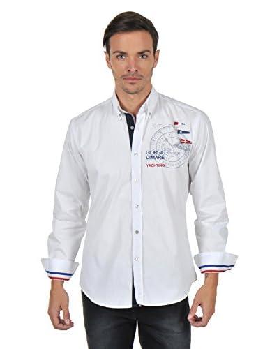 Giorgio Di Mare Camicia Uomo [Bianco]