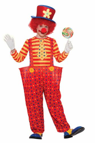 Forum Novelties Kids Hoopy the Clown Circus Costume