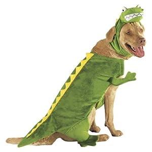 Amazon.com : Dinosaur Pet Costume : Pet Supplies
