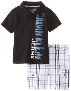 Calvin Klein Boys 2-7 Toddler Cargo Shorts from Calvin Klein