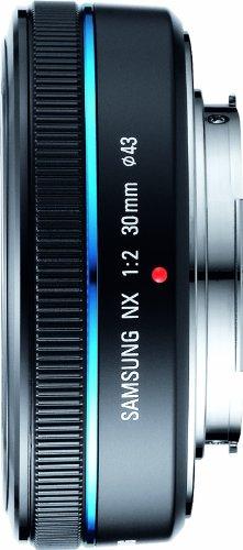 Samsung NX 30mm F2.0 Pancake Lens