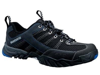 Shimano MT33 Mountain Shoes - BLACK/BLUE, 37