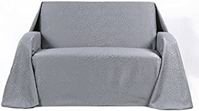 Stylemaster Home Products Stylemaster Rosanna Jacquard Furniture Chair Throw Chrome