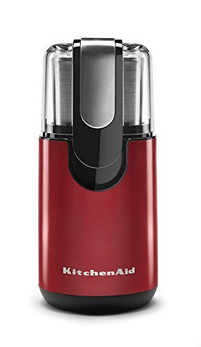 KitchenAid BCG111ER Blade Coffee Grinder - Empire Red (Coffee Bean Grinder Red compare prices)