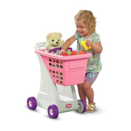 Little Tikes Shopping Cart - Pink