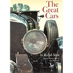 The Top Ten Great Books with Cars
