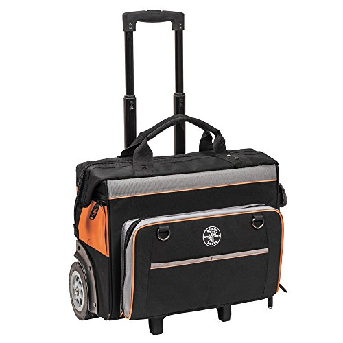 Klein Tools 55452RTB Tradesman Pro Organizer Rolling Tool Bag (Carpentry Tool Bags compare prices)