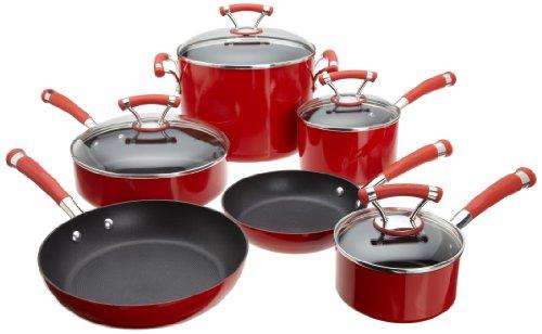 Circulon Contempo Red Dishwasher Safe Nonstick
