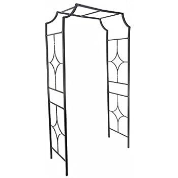 Gardman R978 Blacksmith Arch, Black, 48