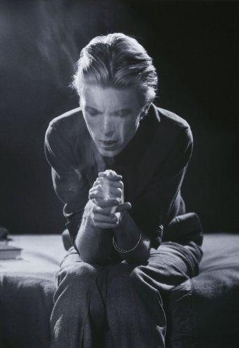 CLASSIC POSTERS Poster con foto di David Bowie, 40 x 30 cm