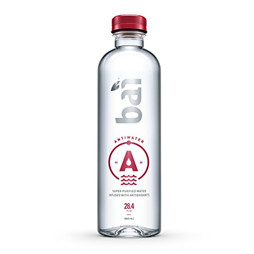 Bai Antiwater, Super Purified, Antioxidant Infused Water, 28.4