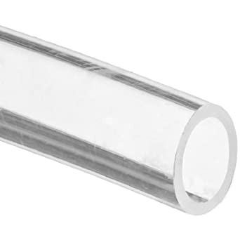 Dynalon 610875 Fluorinated Ethylene Propylene (FEP) Virgin Grade Tubing, Clear, Inch