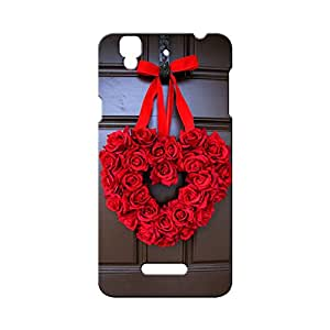 G-STAR Designer Printed Back case cover for Micromax Yu Yureka - G2732