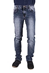 Gasconade Blue Slim Fitted Jeans - 36