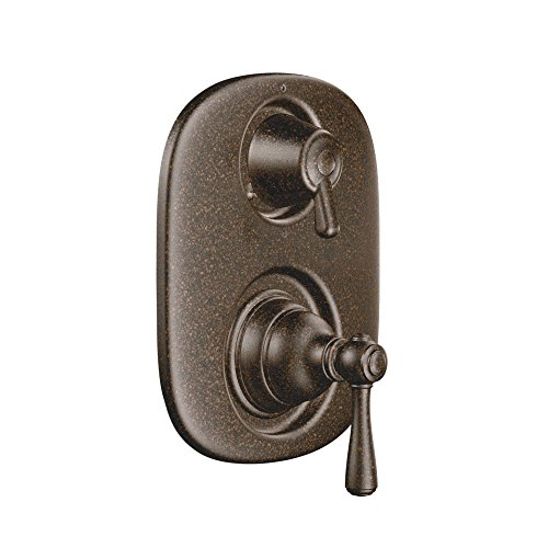 Moen T4111ORB Kingsley Moentrol Trim Kit without Valve, Oil Rubbed Bronze (Moen Shower Trim Kits Bronze compare prices)