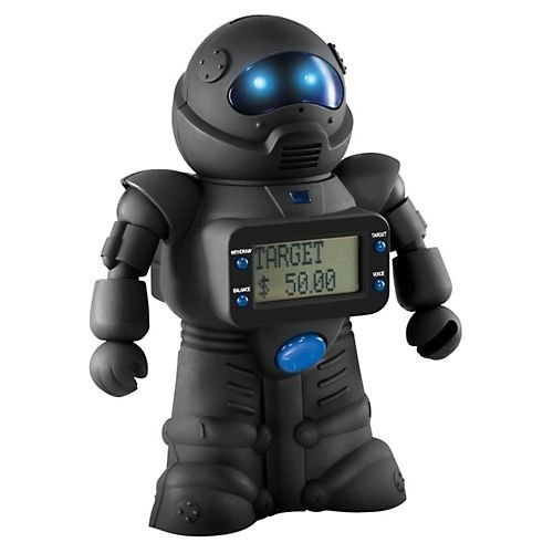 Sharper Image Robo-Bank - 1