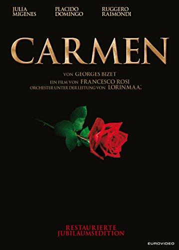 Carmen (OmU) - Ein Film von Francesco Rosi (Restaurierte Jubiläumsedition mit O-Card)