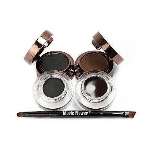 ucanbe-cosmetics-4-in-1-brown-black-gel-eyeliner-and-eyebrow-powder-water-proof-eye-makeup-cosmetic-