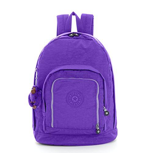 Kipling Trent Backpack, Octopus Purple, One Size