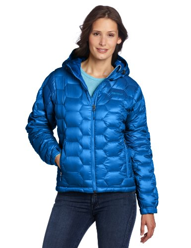 Marmot Women's Ama Dablam Insulated Down Hoody - Cobalt Blue, Large