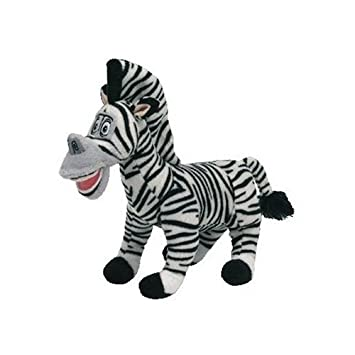 TY Beanie Baby - MARTY the Madagascar Marty Toy