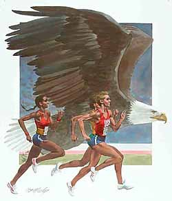 Mcneely: Express Mail - Eagle W/Olympic