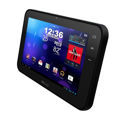 Link to BLU Touch Book 7.0 Plus P100i 3G 850/1900/2100 with 1GHz Processor, Android 4.0 ICS, 3.2MP Camera, Wi-Fi, Video Calling SALE