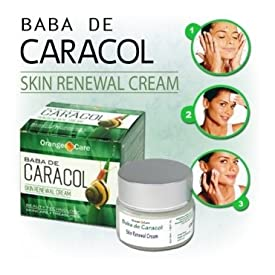 Baba De Caracol Skin Renewal Cream Multi-purpose Treatment for Face, Hands and Body (50 Ml)