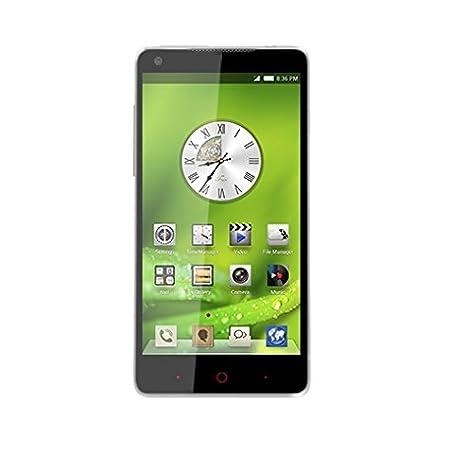 ZTE Nubia Z5 NX501 Smartphone débloqué (32 Go) Noir (import Espagne)
