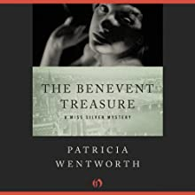 The Benevent Treasure: The Miss Silver Mysteries Audiobook by Patricia Wentworth Narrated by Diana Bishop