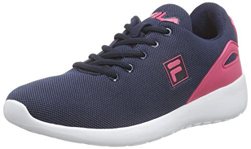 FilaFURY RUN - Scarpe da Ginnastica Basse Donna , Blu (Blu (Dress Blues)), 40
