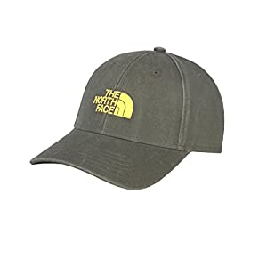 The North Face Unisex Adult Classic Hat - Burnt Olive Green, One Size