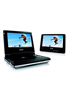 "PHILIPS PET707/05 - 7"" Portable DVD Player"