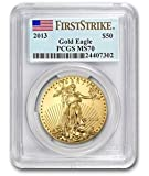 2013 American Gold Eagle $50 1 oz Coin PCGS First Strike MS70