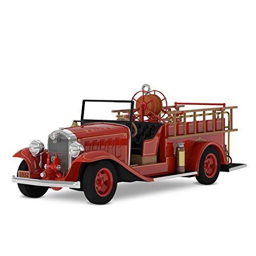 Buy Vintage Fire Truck Now!