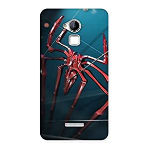 Climbing Spider Multicolor Back Case Cover for Coolpad Note 3